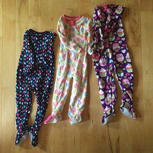 Carter bundle fleece pajamas